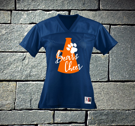Bears Cheer Football jersey