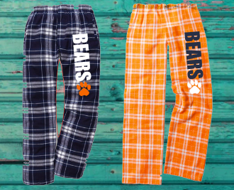 Bears Flannel Pants