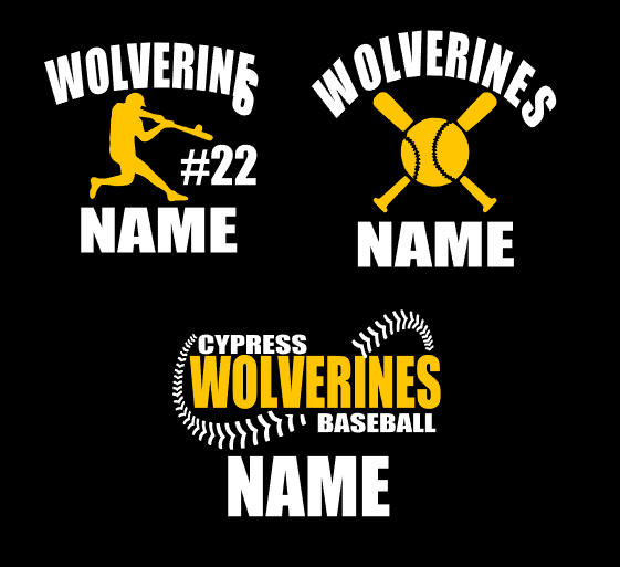 Wolverines Car Decal