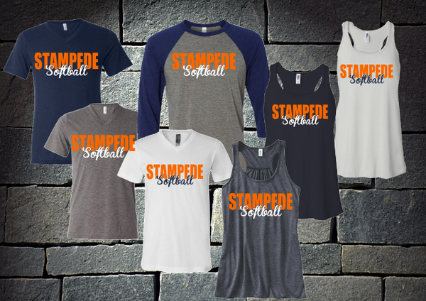 Ladies Stampede Softball
