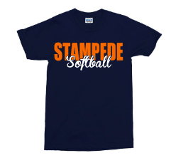 Mens Stampede Softball