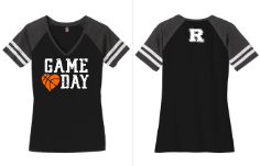 Rosehill Basketball Game Day - District short sleeve