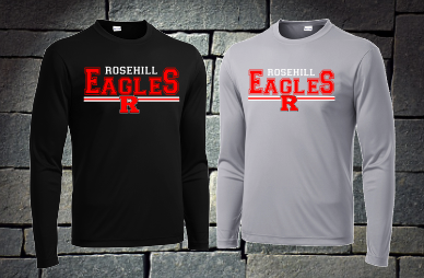 Rosehill Eagles Long sleeve Dri fit