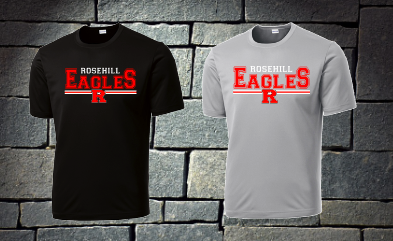 Rosehill Eagles Short sleeve dri fit