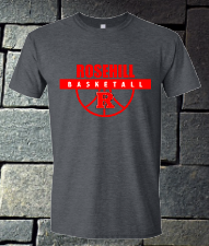 Rosehill Basketball Short Sleeve Gildan Softstyle