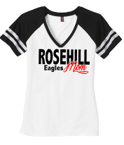 Rosehill Eagles Mom - District short sleeve