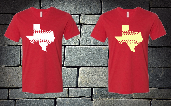Texas laces Baseball or Softball