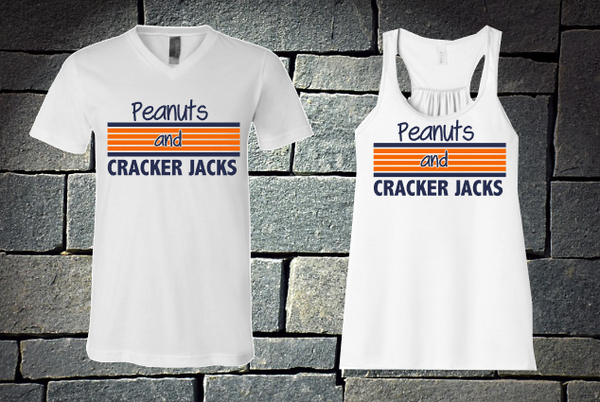 Peanuts and Cracker Jacks