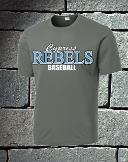 Cypress Rebels Baseball - Mens and youth