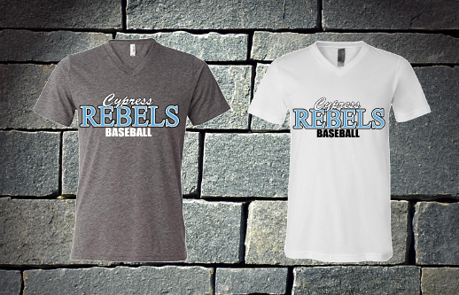 Cypress Rebels Baseball- Ladies