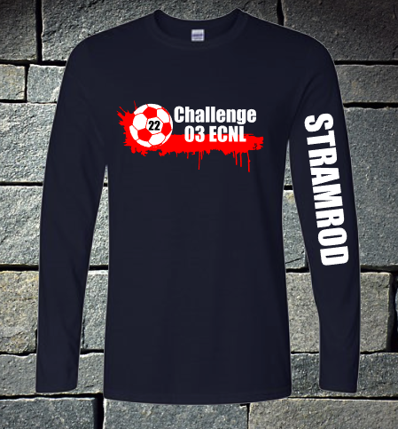 Challenge 03 Long Sleeve