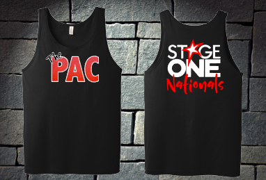 The PAC Nationals - Girls tank