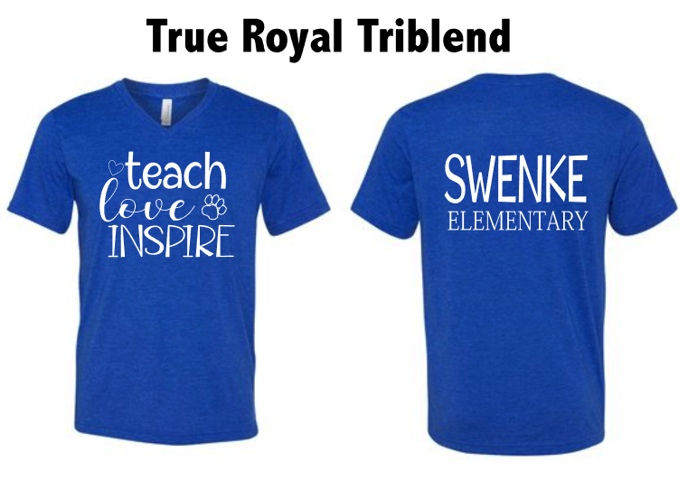 Swenke Teach Love Inspire
