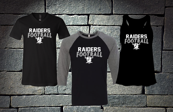Raiders Football - ladies