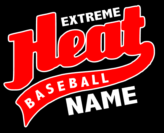 Extreme Heat Car Decal