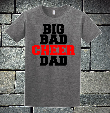 Big Bad Cheer Dad