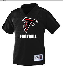 Falcons toddler/youth Replica Football Jersey