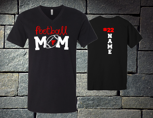 Football Mom Falcons
