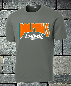 2019 JV Dolphins Football Roster