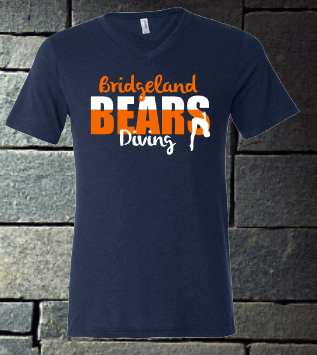 Bridgeland Diving - 2 color bears