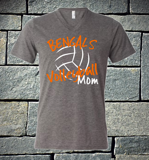 Bengals Volleyball Mom