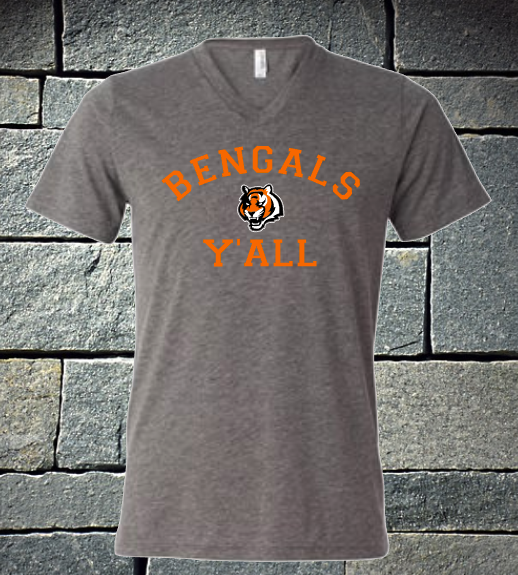 Bengals Y'all - Salyards
