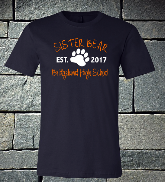 Bridgeland Sister Bear