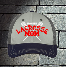 Ladies Ironmen Lacrosse Mom