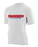 Short Sleeve Compression - Ironmen Lacrosse
