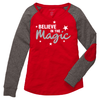 Believe in the Magic - youth Medium