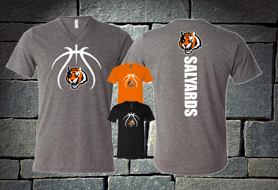 Salyards basketball with logo 2019