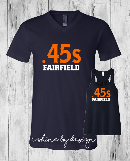 .45s Fairfield -  ladies