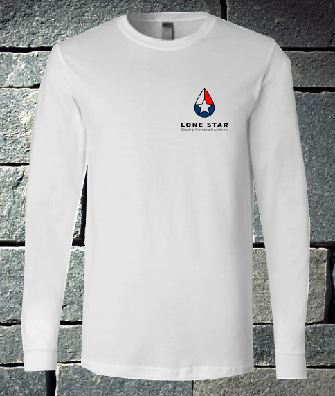 Lone Star Bleeding Disorders Long Sleeve