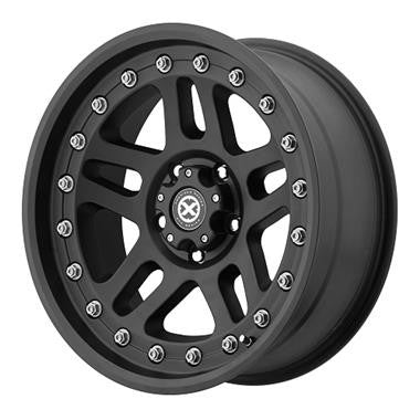 ATX Series Cornice AX195, 17x9 with 5 on 5 Bolt Pattern - Teflon