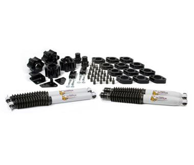 Daystar 4 Inch Suspension Lift Kit Fits:1997 to 2006 Jeep TJ Wrangler