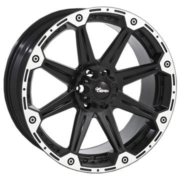 Dick Cepek 17x8.5 Torque Wheel