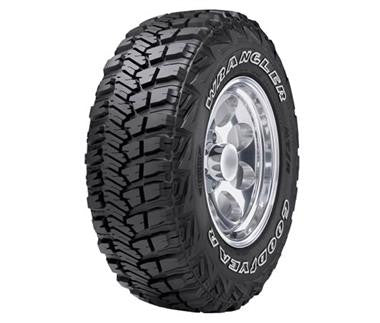 Goodyear 35x12.50R15LT, Wrangler MT/R with Kevlar