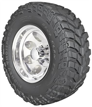 Mickey Thompson 33X12.50R15LT, Baja Claw TTC Radial