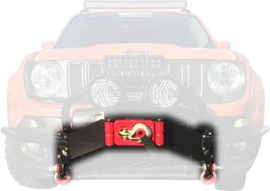 Renegade Winch Bumper Fits 2015 to 2016 Jeep Renegade