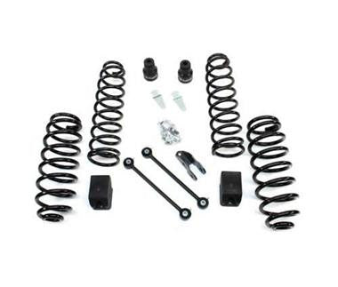 Teraflex 2.5 Inch Lift Kit +Teraflex Exhaust Spacer Kit + Spidertrax Wheel Spacers 2 sets of 2