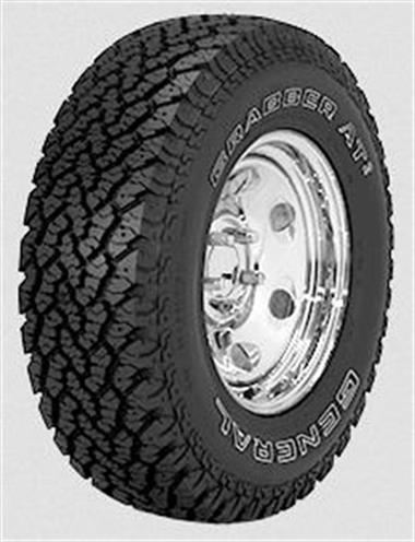 General Tire 33x12.50R15LT, Grabber