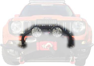 Renegade Winch Bumper Light Bar Fits 2015 to 2016 Jeep Renegade