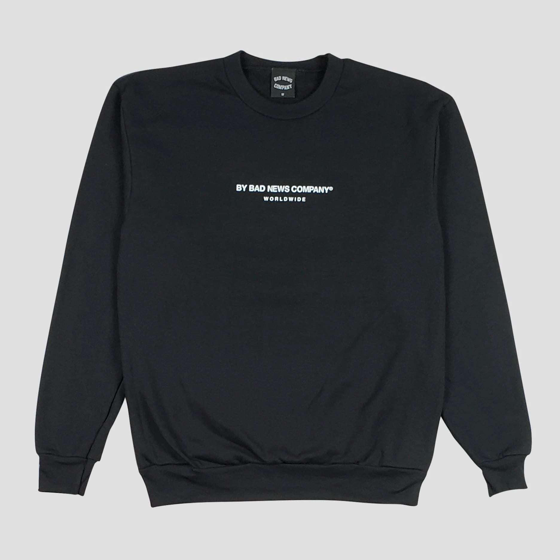 "ENVY ""B"" CREWNECK SWEATER - Bad News Company"