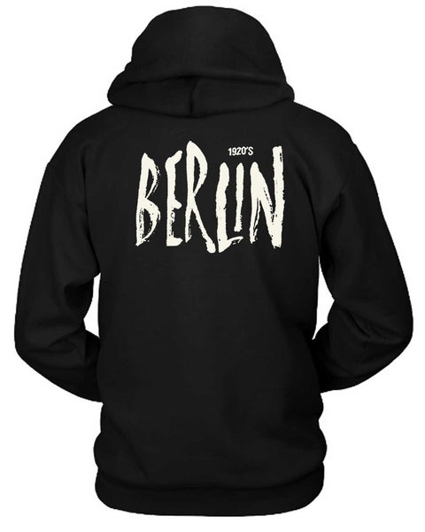 1920 Berlin Hoodie Two Sided