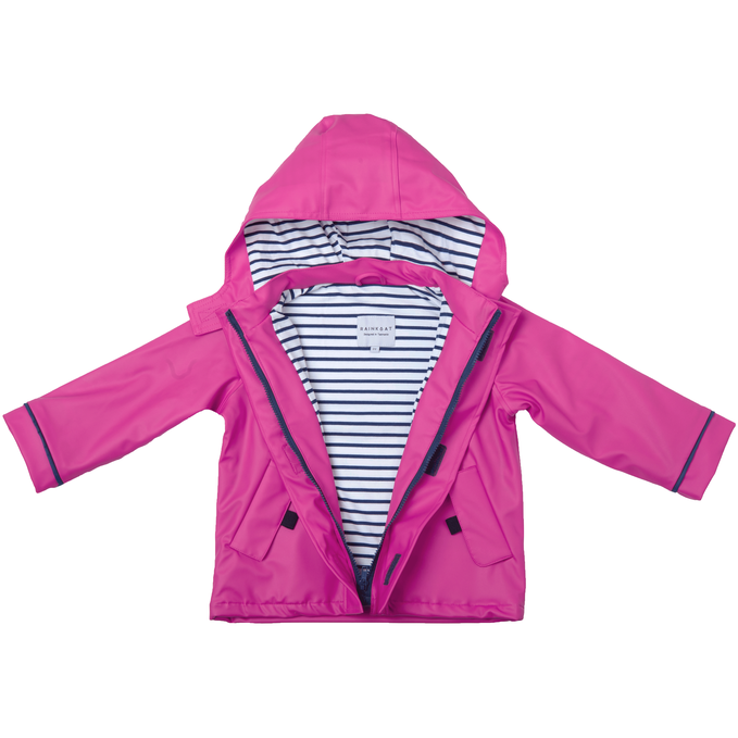 Stripy Sailor Jackets