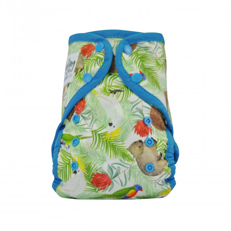 Seedling Baby Multi-fit Pocket Nappy