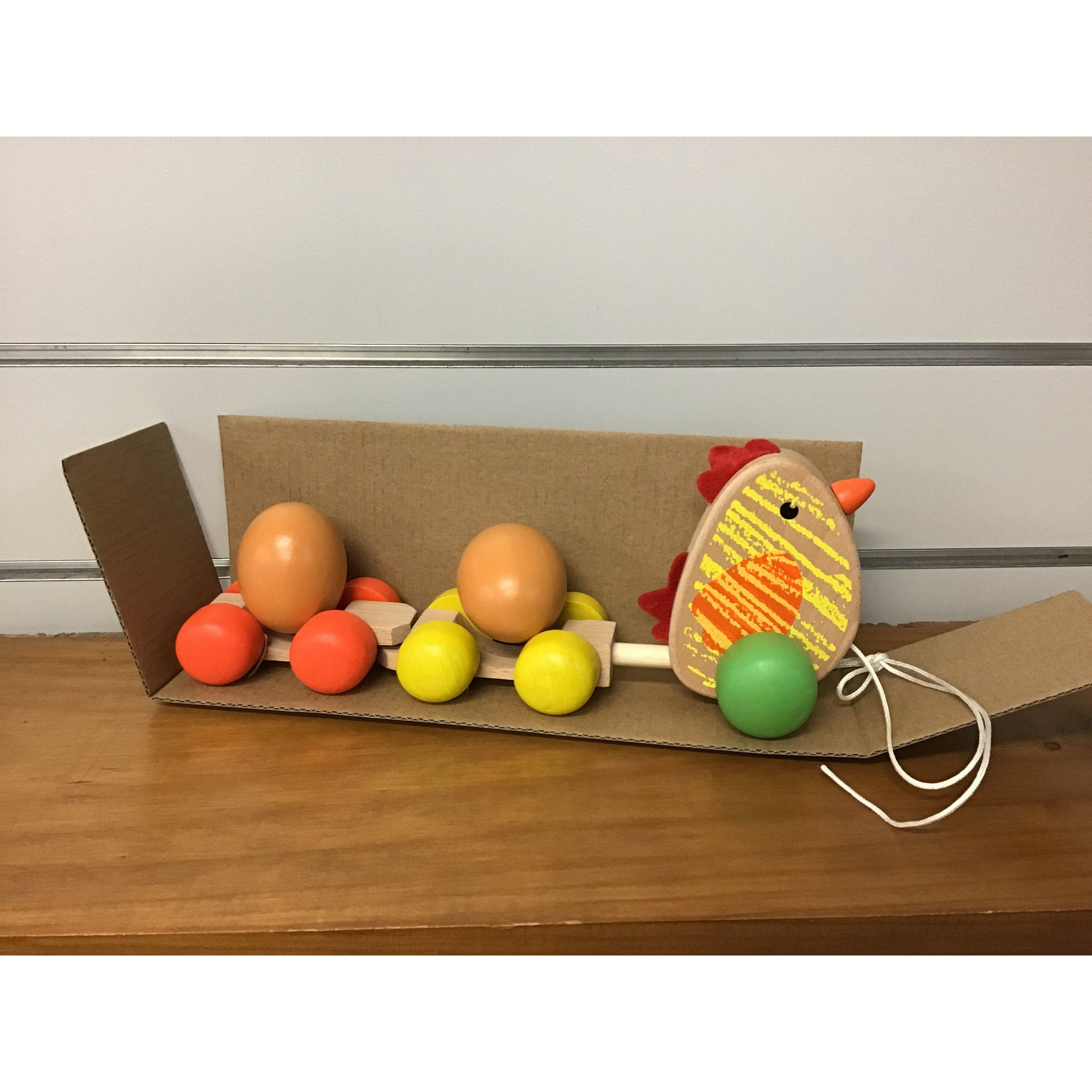 Wooden Pullalong Toy