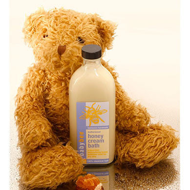 Baby Bee Leatherwood Honey Cream Bath-300ml