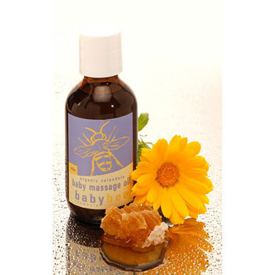 Baby Bee organic Calendula Massage Oil