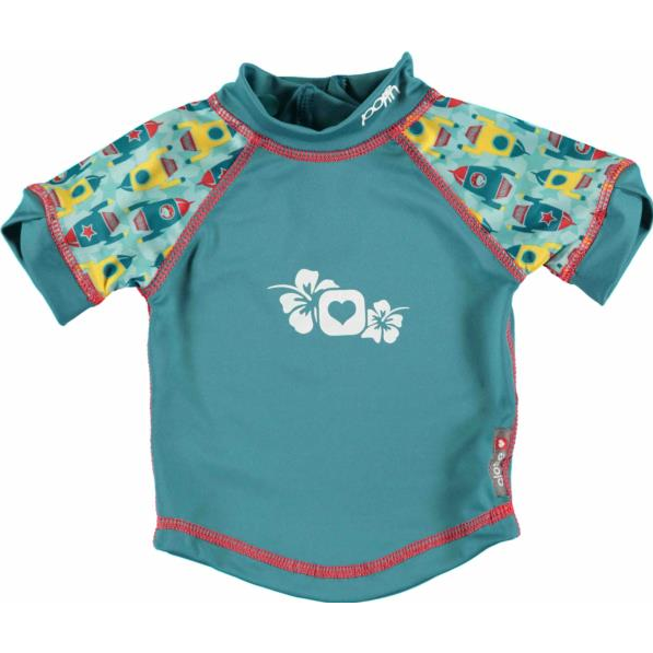 Pop-in Rash Vest